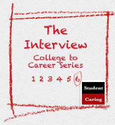 Your Interview  |  Student Caring