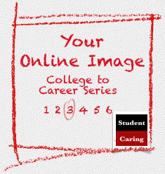 Your Online Image  |  Student Caring